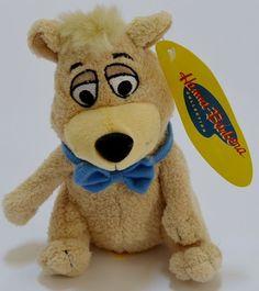 """Hanna Barbera Collections Yogi Bear """"Boo Boo Bear"""" Plush 6"""" Stuffed Doll Toy #HannaBarbera"""