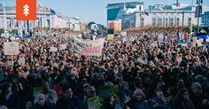 April 29th marks Donald Trump's 100th day in office and people around the country will gather for the People's Climate March to spread awareness of Climate Change and continue to resist the Trump Administration's anti-climate agenda.