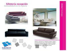 Muebles para hoteles - Sofás