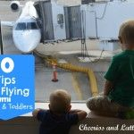 10 tips for flying with infants & toddlers