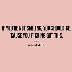 #wordsofwisdom #bepositive #smile #doit #yougotthis
