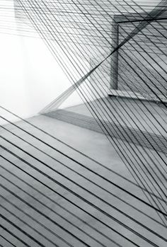 Eun Hye Kang | Spatial Space, 2012 | Cotton Yarn