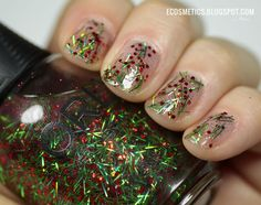 Orly Sparkle Holiday 2014 Tinsel... I have this nail polish!