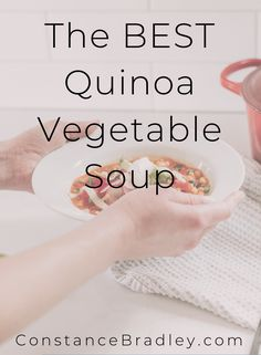 The Soup That Makes Me Warm and Happy — constance bradley, phd Vegan Recipes Plant Based, Vegetarian Recipes Easy, Healthy Recipes, Acne Remedies, Herbal Remedies, Healthy Kids, Get Healthy, Whole 30 Recipes, Free Recipes