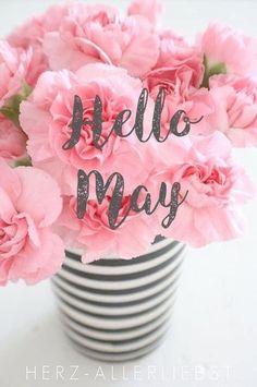 hello may , Seasons Months, Days And Months, Days Of Week, Months In A Year, Hello May, Holiday Wallpaper, Fall Wallpaper, Iphone Wallpaper, Month Flowers