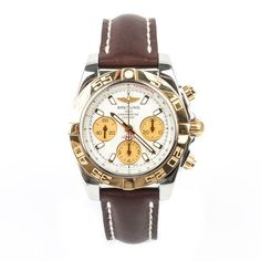 Pre-Owned Breitling Chronomat 41 Timepiece