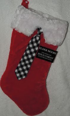 Missionary Christmas Package Ideas | Christmas stocking for missionary