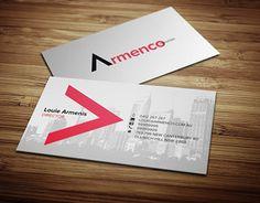"Check out new work on my @Behance portfolio: ""Armenco"" http://be.net/gallery/36315687/Armenco"