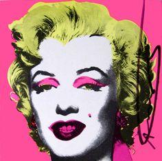 Marilyn Monroe Castelli Graphics Invitation | Andy Warhol, Marilyn Monroe Castelli Graphics Invitation (1981)
