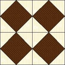 Block of Day for June 24, 2016 - Double Cross
