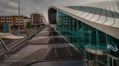 Centraal Station Arnheim by happymicha