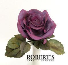 Sugar roses by Robert Harwood