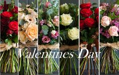 The Valentines Collection | Fabulous Flowers