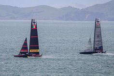 Sail World, America's Cup, Auckland New Zealand, November 3, Grey Skies, Worlds Largest, Sailing, Cruise, Fans