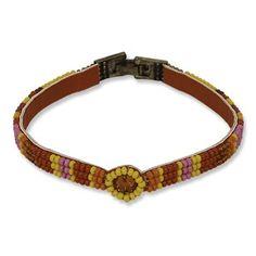 Bracelete étnico fino