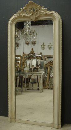 Antique French Mirror - Jasper Jacks