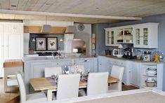 Mooie Eclectische Woonkeuken : Beste afbeeldingen van keuken mooie kleurstellingen in
