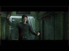 The Matrix Neo vs Mr. Smith (Subway Fight)