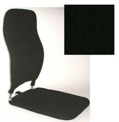 Car Seat Support Systems - Pin it :-) Follow us :-)).. CLICK IMAGE TWICE for Pricing and Info :) SEE A LARGER SELECTION of car seat support system  at  http://zcarseatcushions.com/product-category/car-seat-support-systems/ -  car, upholstery - ZB McCarty's Sacro Ease 24/18 Memory Foam Cart Seat Support BLACK