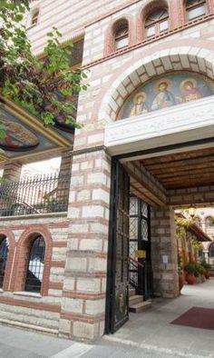 Foto: Bogdan Zamfirescu Mansions, House Styles, Home Decor, Cots, Greece, Decoration Home, Manor Houses, Room Decor, Villas