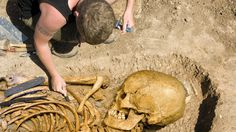 Giant Skeletons uncovered, are they possibly the Nephilim discussed in many sacred texts. YouTube