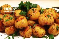 Tereyağlı Baharatlı Patates Tarifi