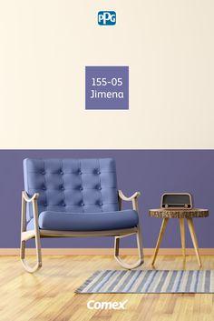 ¡Sal de la rutina! Crea espacios únicos aplicando bloques de color.#Inspírate, aplica el color como un experto.