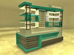 Multipurpose Retail Kiosk