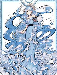 Image - manga & anime - Home Crafts Cartoon Kunst, Cartoon Art, Kawaii Drawings, Cute Drawings, Anime Art Girl, Manga Art, Fantasy Kunst, Fantasy Art, O Cowboy