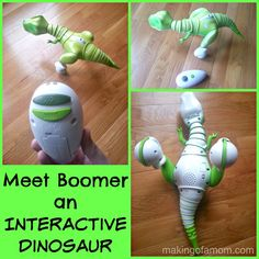 Dinosaurs Aren't Extinct – Meet Boomer @Walmart #ad #ChosenByKids