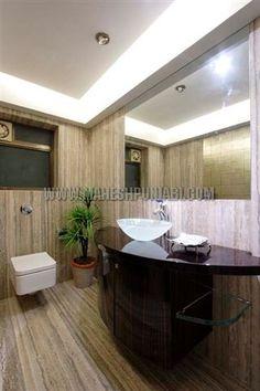 Bathroom designs by Mahesh Punjabi Associates - Image 7 #maheshpunjabiassociates #interiorupdates #interiortrends #interiordesign #mumbai #interior