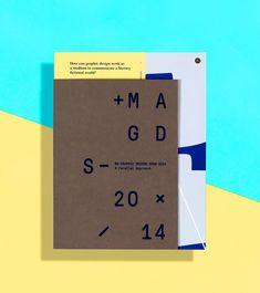 A Parallel Publication: Editorial Design by Dario Gracceva | Inspiration Grid | Design Inspiration