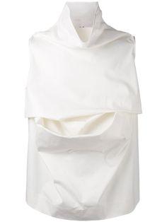 RICK OWENS Pelican Top. #rickowens #cloth #top