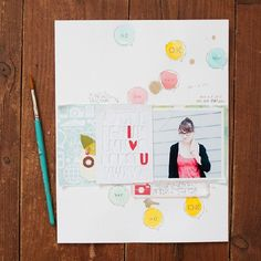 Create whimsical watercolor speech bubbles