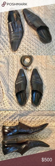 Gorgeous Cesare Paciotti Men's Brown dress shoes Gorgeous in great condition! Cesare Paciotti Shoes Loafers & Slip-Ons