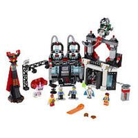The LEGO Movie Lord Business' Evil Lair (70809)