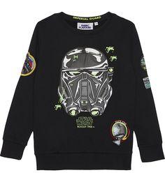 FABRIC FLAVOURS - Death trooper cotton sweatshirt 3-10 years | Selfridges.com