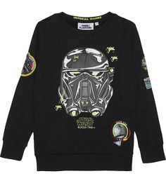 FABRIC FLAVOURS - Death trooper cotton sweatshirt 3-10 years | Selfridges.com