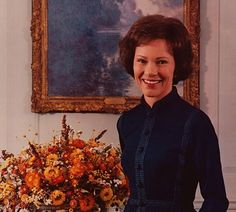 America's First Ladies: Eleanor Carter: She was a leading advocate for research on mental health and one of her husband's closest advisers. She also served as an envoy abroad, most notably to Latin America. Refugees became a leading cause for her later in life.