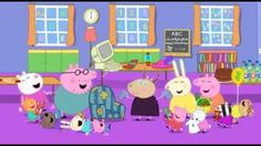 "<pre class=""title"">Peppa Pig English Episodes</pre>"