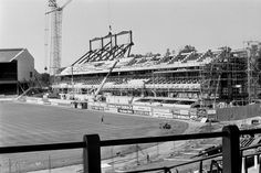 Chelsea's new East Stand begins to take shape Ref #: PA.2935261 Date: 14/08/1973