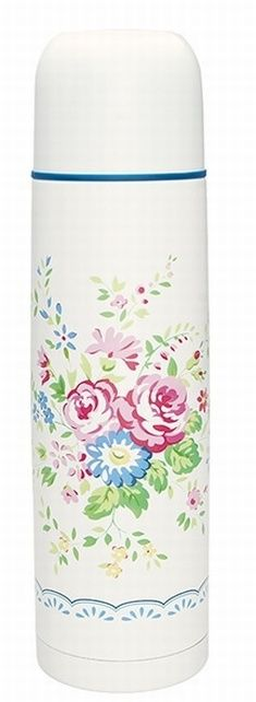 Thermos bottle Agnes by GreenGate £22.50 - Greengate - Homewares What a Lovely Shop