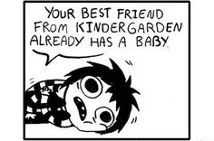 Dear all young people who haven't figured your lives out yet: Sarah Andersen understands you perfectly.