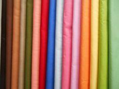 Super Kit Tecido Para Patchwork - 15 Cores - Liso - L15afg - R$ 59,80 no MercadoLivre