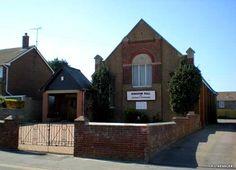 Salon del Reino de las Testigos de Jehová en Deal, Kent, #Inglaterra.  Jw.org en español.-- (Kingdom Hall of Jehovah's Witnesses in #Deal, #Kent, #England. Jw.org)