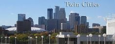 The Twin Cities, Minneapolis which is the most populous city in MN and St. Paul which is the state capital