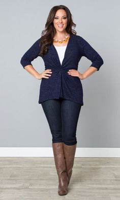 Fashion and Fashion : Plus Size Clothing For Full Figured Women In Fashion And Fashion #plussizefashionforwomen #PlusSizeDressesForWinter