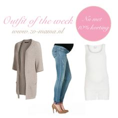 Outfit of the week - www.zo-mama.nl