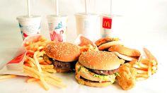 McDonald's Food-Digital culture