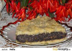 Křehký makový koláč Hamburger, Pie, Cooking, Ethnic Recipes, Food, Recipes, Baking, Pinkie Pie, Cucina